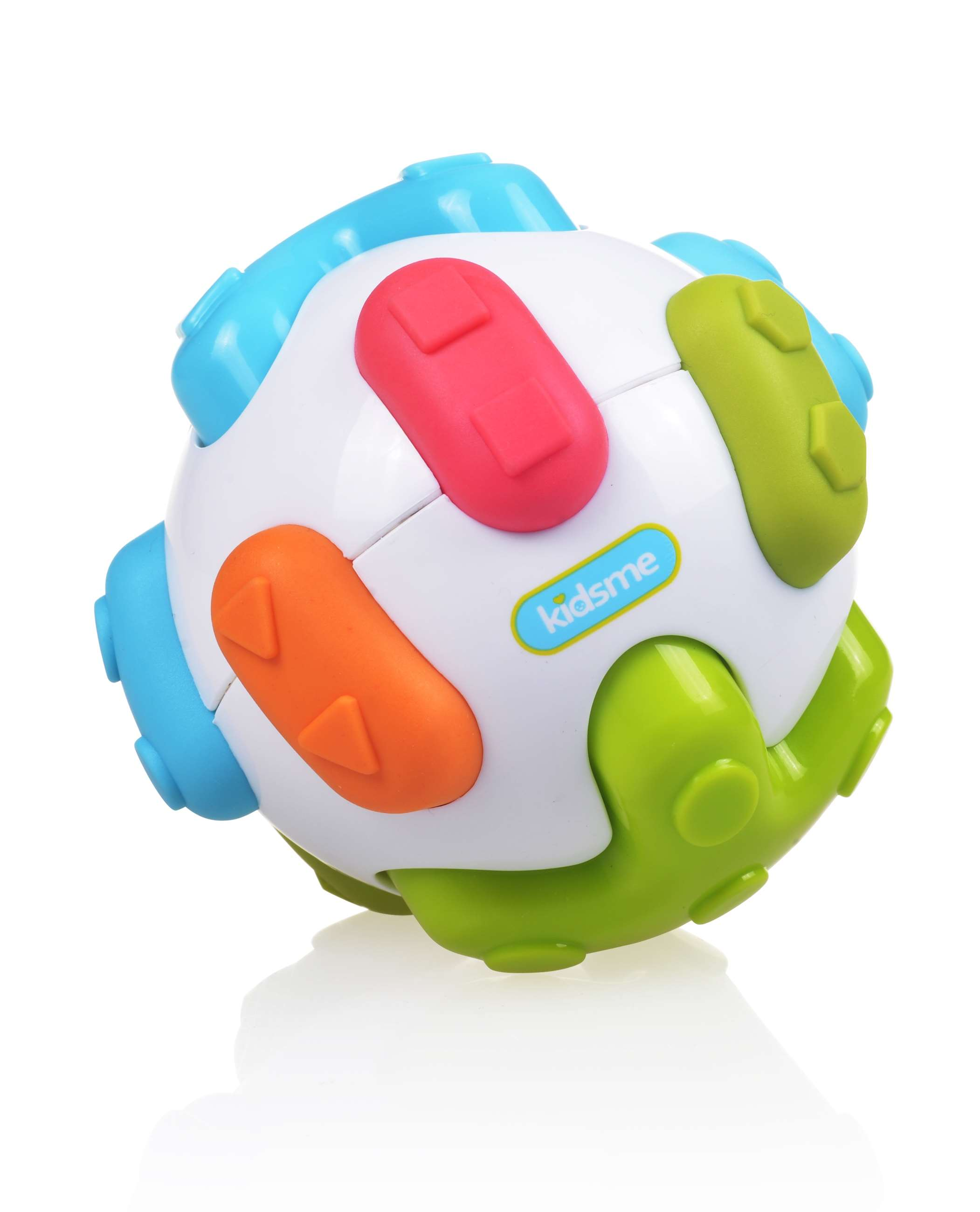2631 - kidsme soft grip listen and learn ball - 9278-01