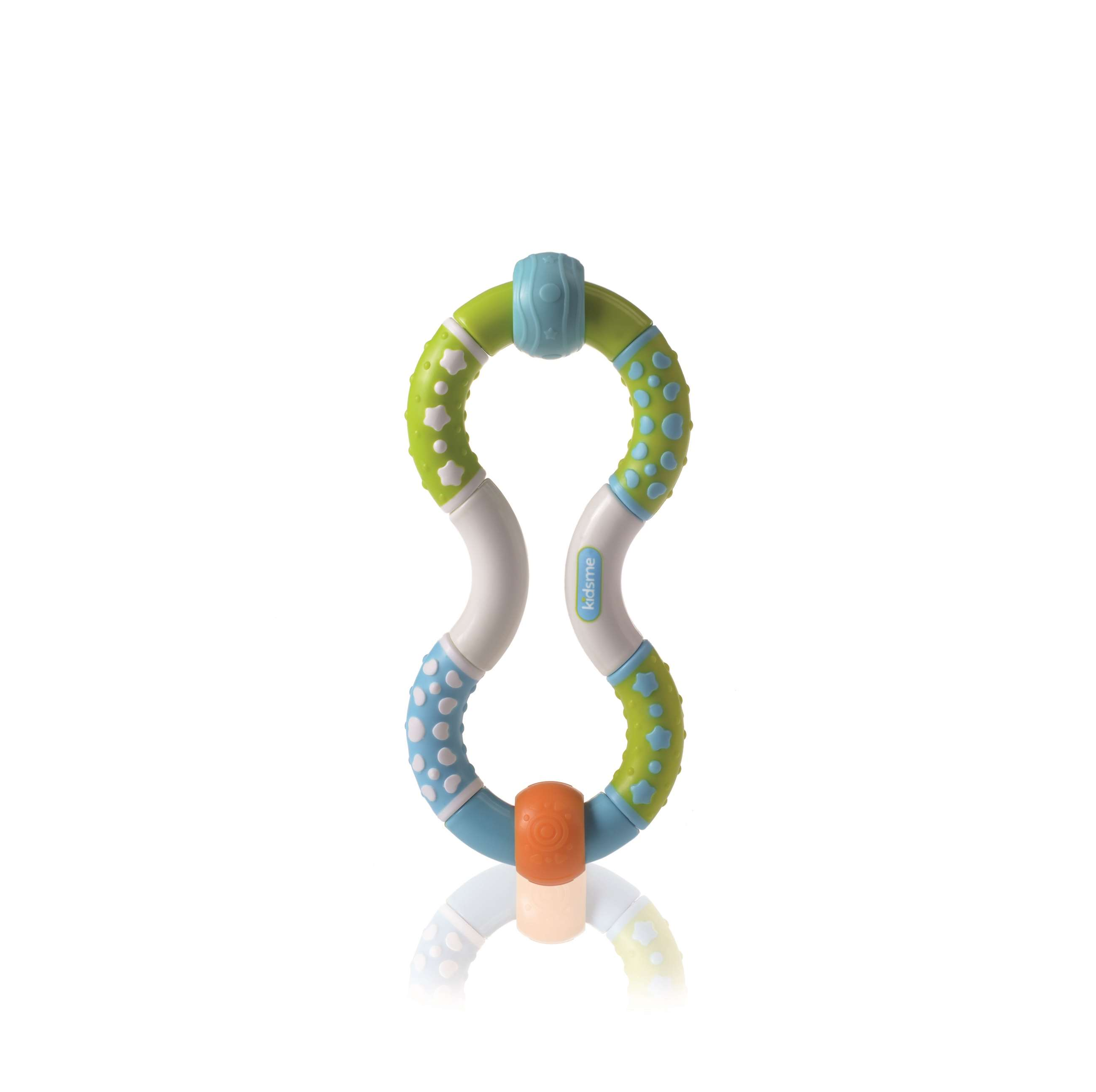 2636 - kidsme twist and learn ring rattle - 9584-01