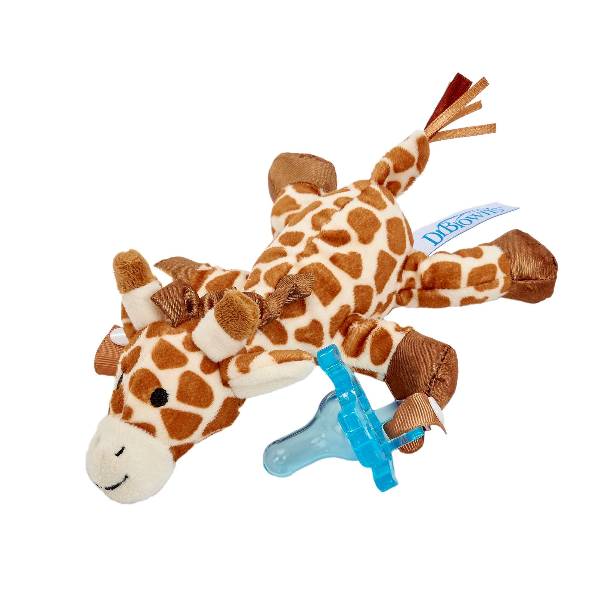 9300 - drbrown lovey - gerry the giraffe - blå napp _ac047_prod