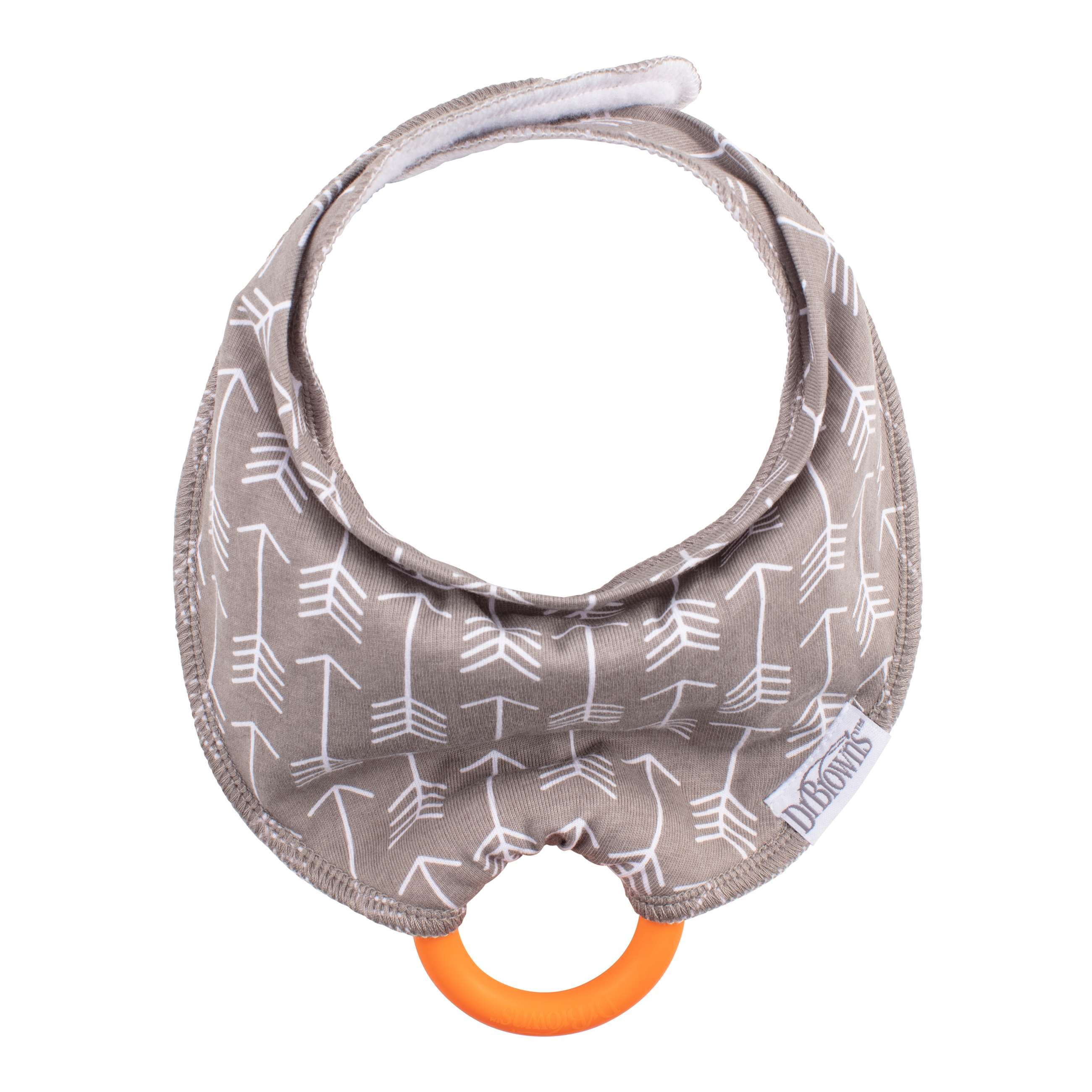 9331 dr.brown bandana bib wteether, 1-p arrows -ac125-p2_prod